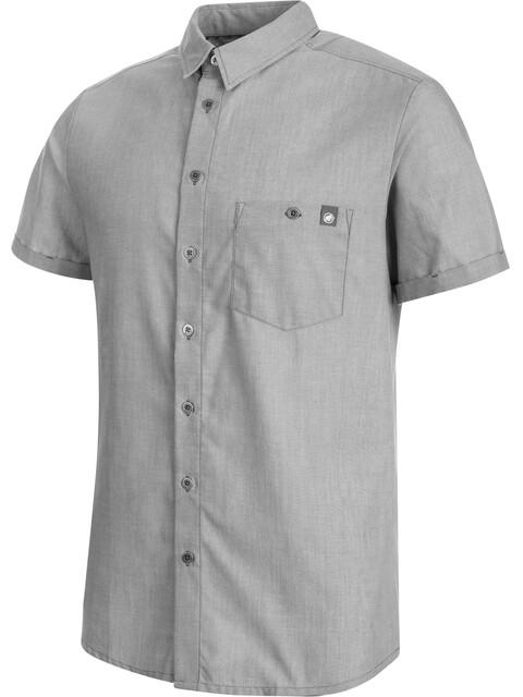 Mammut Fedoz - T-shirt manches courtes Homme - gris